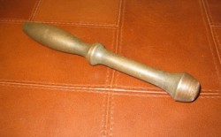 Bronze Pestle