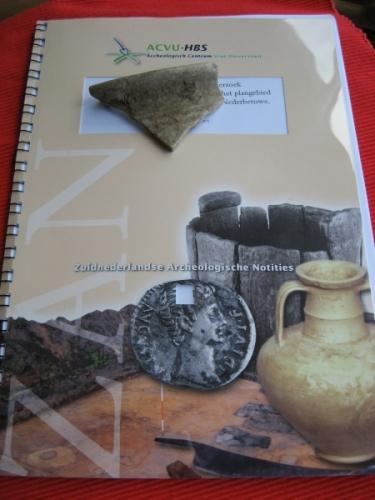 Zuid Nederlandse archeologische notities