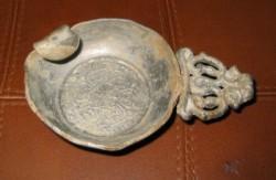zilveren schaaltje