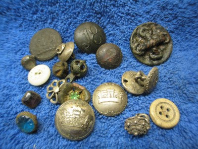 Some old buttons