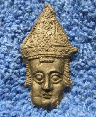 Pelgrimsinsigne van de Aartsbisschop Tomas Becket
