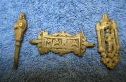 fragmenten van apostel lepels