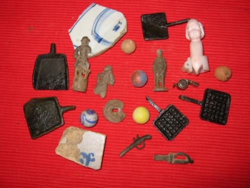 Antiek Speelgoed