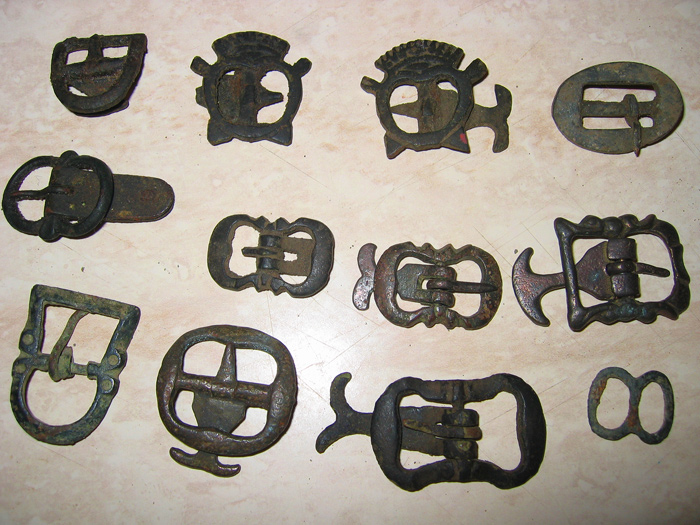 old buckles