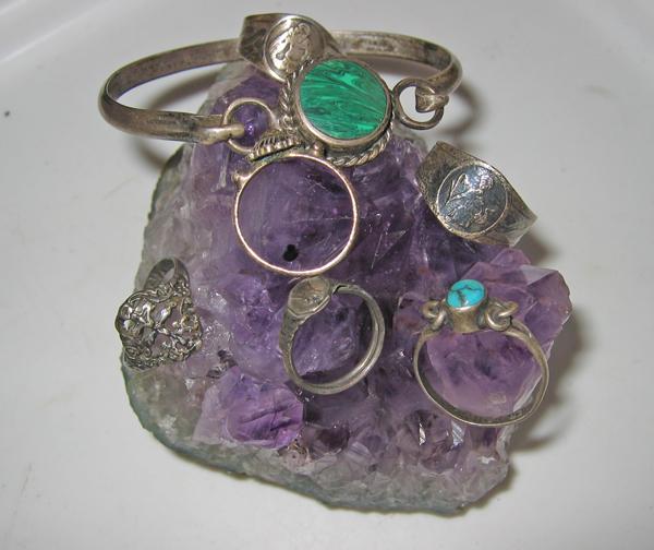 oude sieraden