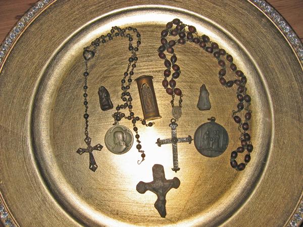 religieuse kruizen