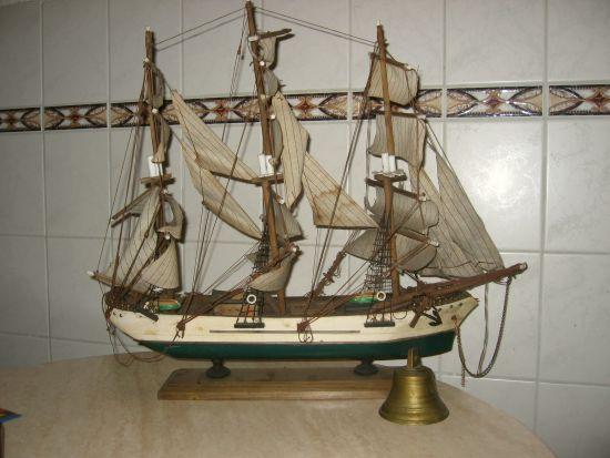 Schaalmodel zeilboot