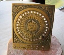 Romeinse kalender kopie