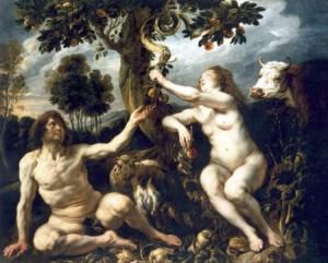 Adam & Eva.