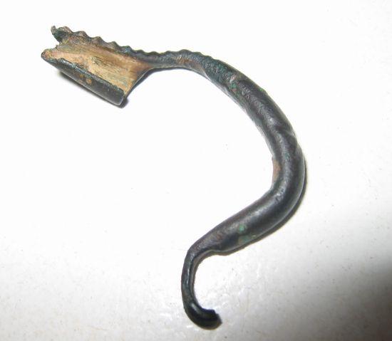 geribbelde fibula