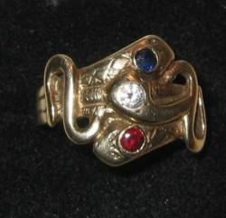 kopie Romeinse ring