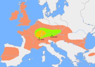 La Tène gebied