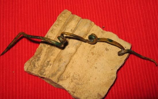 Roman Unidentified object