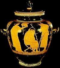 Griekse pot