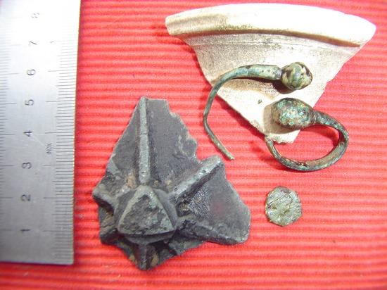 Romeinse Voorwerpen uit Gelderland