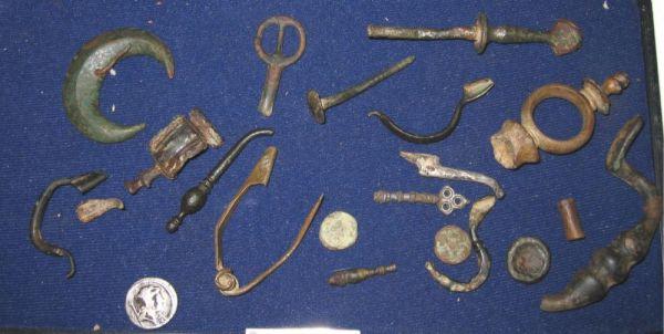 romeinse voorwerpjes