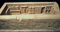 Romeinse sarcofaag, bodemvondst jozef herman