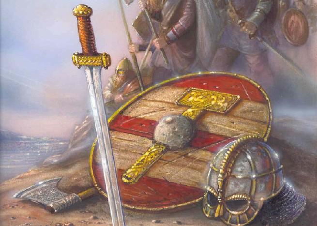 romeins slagveld