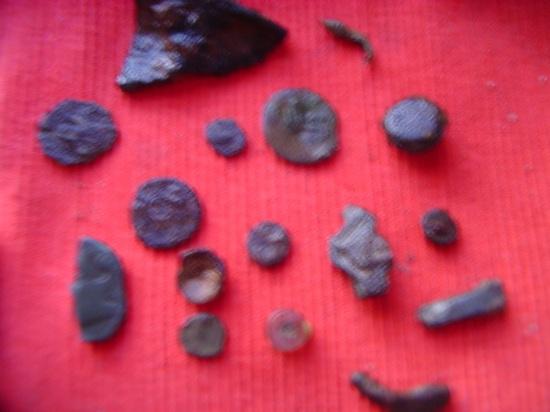 Romeinse en Keltische bodemvondsten