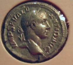 Severus Alexander denarius front