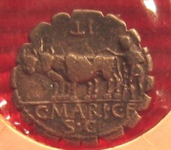 denarius ceres reverse