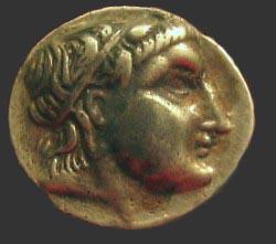 Tetradrachme Apollo front