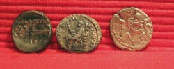 goddess Pretoria and Severus Alexander reverse