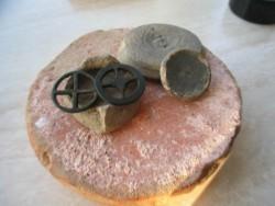 Ancient Celtic Wheel