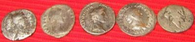 Silver Denarii Roman Republican
